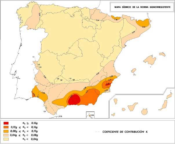 Cálculo sísmico NCSE-02